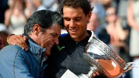 """Şi antrenorii spun 'Adio!' câteodată. """"Nu am făcut niciodată lucrurile mai uşoare pentru Rafael. Niciodată nu am înţeles de ce rivalităţile ar trebui să se extindă dincolo de teren şi nici nu am considerat vreodată un rival ca fiind un duşman"""". Scrisoarea celui mai de succes antrenor din tenis"""