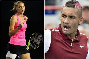 """Dezvăluire de senzaţie! O cunoscută jucătoare de tenis a trăit o poveste de dragoste cu rebelul Nick Kyrgios: """"Prefer să mi-o şterg din memorie"""""""