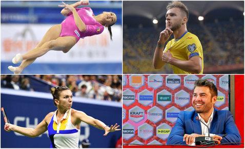 Cine e sportivul român cu cei mai mulţi urmăritori pe Instagram şi cum s-a schimbat topul în ultimii doi ani