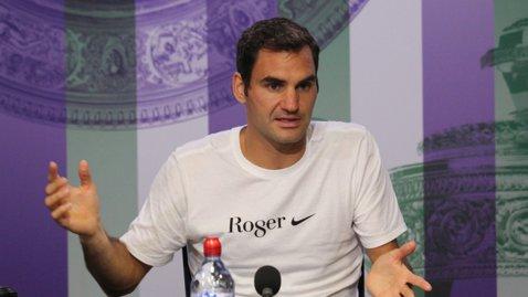 """Întrebarea la care genialul Federer nu a ştiut să răspundă: """"De ce te duci să iei premiul diseară? Nadal e numărul 1"""""""
