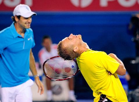 BIS | Lleyton Hewitt îşi surprinde fanii: la doi ani de la retragere, va reveni a doua oară în competiţie. Când şi de ce reintră în luptă rivalul de tinereţe al lui Roger Federer