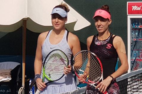 Belinda Bencic a învins-o pe Mihaela Buzărnescu în 'sferturile' turneului ITF de la Dubai. Elveţianca este pe val, cu 13 victorii consecutive