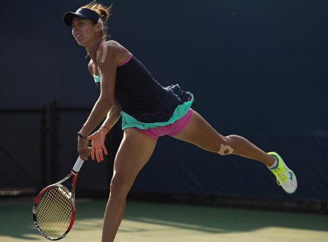 Mihaela Buzărnescu s-a calificat în finala turneului de la Dubai!