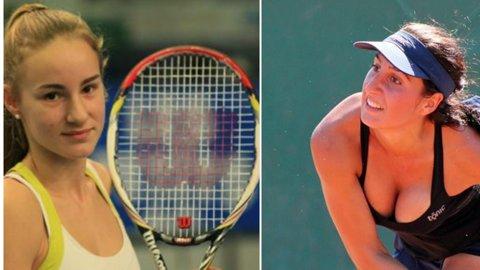 Două românce au deschis şampania cu o săptămână înainte de Crăciun! Andreea Roşca a câştigat turneul ITF din Cairo, Cristina Dinu s-a impus la Antalya