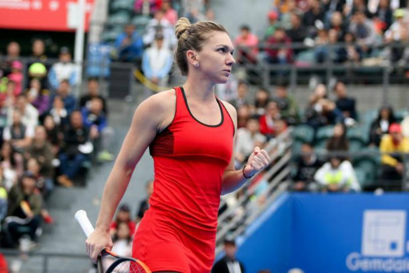 Ce urmează pentru Simona Halep la turneul de la Shenzhen: sfert de foc cu urmaşa Victoriei Azarenka şi posibilă întâlnire cu Irina Begu. Orele la care româncele luptă, joi, pentru semifinale
