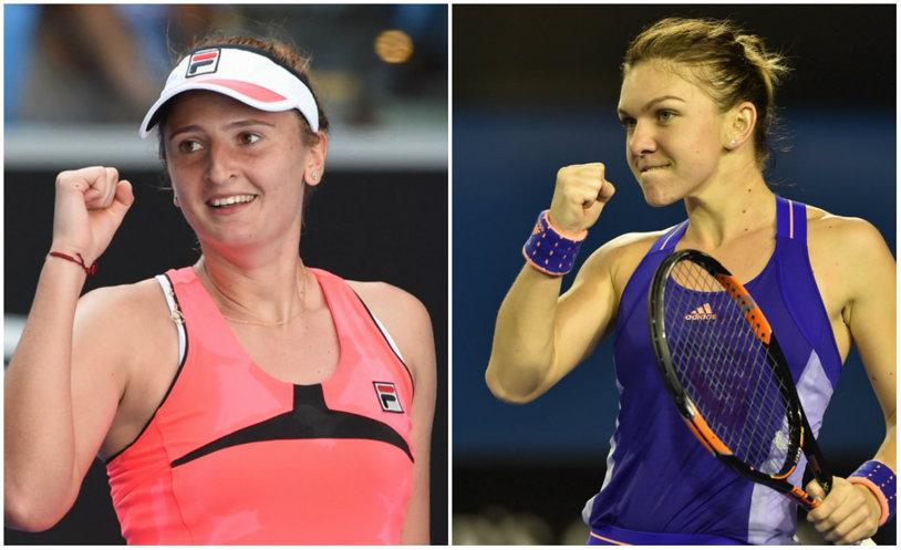 Halep şi Begu şi-au aflat adversarele din finala de dublu a turneului de la Shenzhen! Duel cu repetiţie pentru liderul WTA