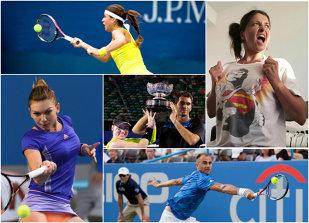 RETROSPECTIVĂ | Australian Open, turneul în care românii nu au avut constanţă din 2012 încoace. Halep, Cîrstea, Niculescu şi Begu au câte o ediţie 'veselă', la fel ca şi Hănescu sau Copil