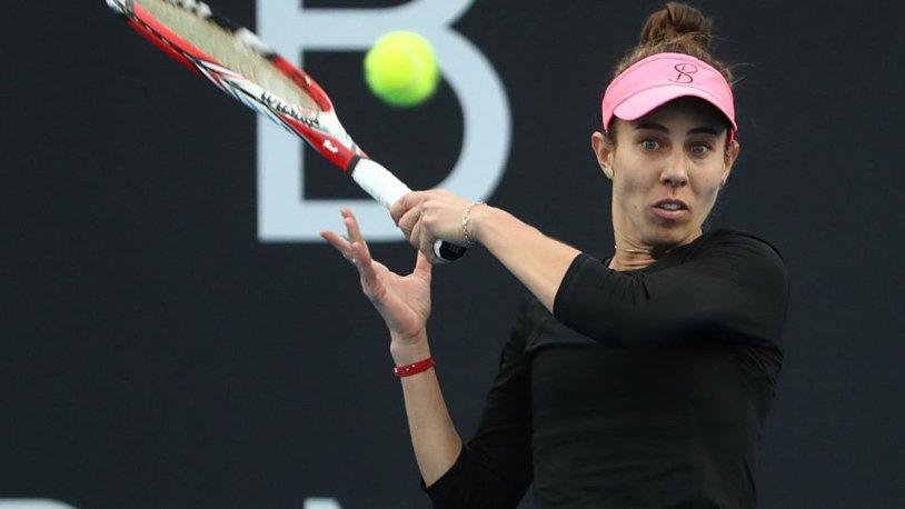 """""""Cred că sunt un exemplu pentru multă lume"""". Reacţia Mihaelei Buzărnescu, după prima finală WTA a carierei"""