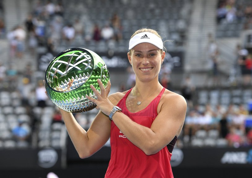 Kerber face ravagii înainte de Australian Open! A câştigat titlul la Sydney şi e cea mai în formă jucătoare din 2018