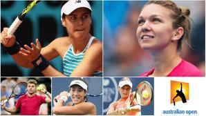LIVE BLOG Australian Open 2018 | 5 idei după turul 1. Surpriză anunţată: Ana Bogdan, a 15-a jucătoare care o învinge pe Mladenovic. Simona Halep e în turul 2, după o sperietură zdravănă, Cîrstea a muncit pentru calificare. Kvitova, OUT, după un meci nebun