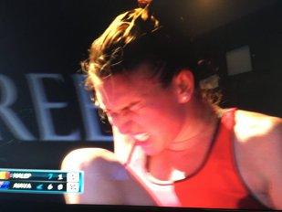 EXCLUSIV | Diagnosticul Simonei Halep după accidentarea din primul tur de la Australian Open. Plus cuvintele rostite la aflarea afecţiunii şi recomandarea medicilor | FOTO cu glezna liderului mondial