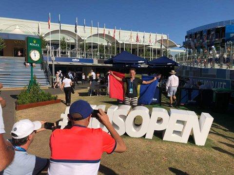"""Calvarul Anei Bogdan în victoria de poveste de la Australian Open: """"Nu puteam să respir!"""""""