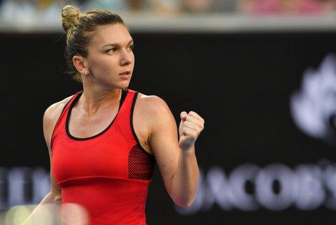 """Lumea tenisului a apreciat aşa cum se cuvine cel mai frumos meci al zilei la Australian Open: """"Halep şi Davis ... Putem schimba regulile şi să lăsăm ambele fete să câştige? Ce meci!"""""""