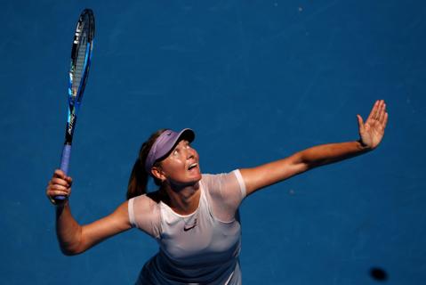 """Şarapova, cu capul în pământ după ce a fost eliminată de la Australian Open: """"O voi lua de la zero"""""""