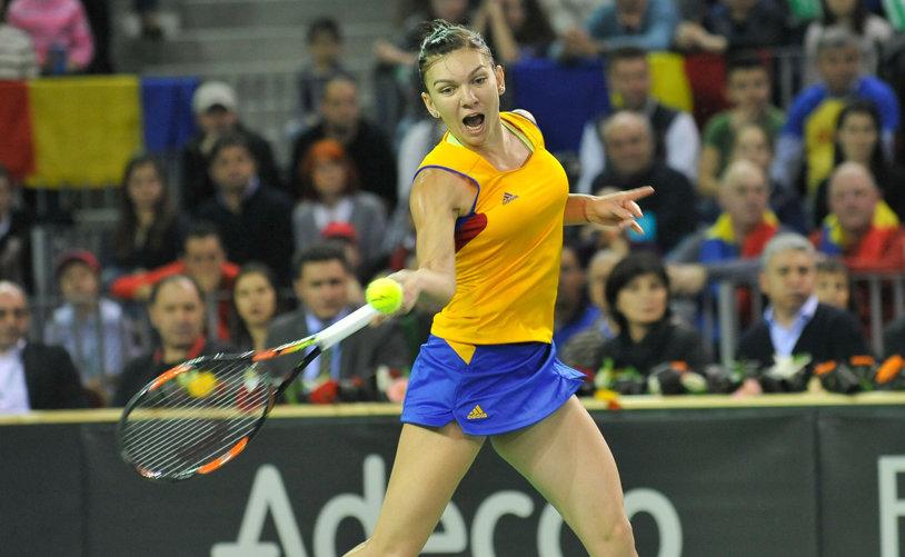 S-a decis componenţa echipei României de Fed Cup pentru meciul cu Canada. Hotărârea în privinţa Simonei Halep