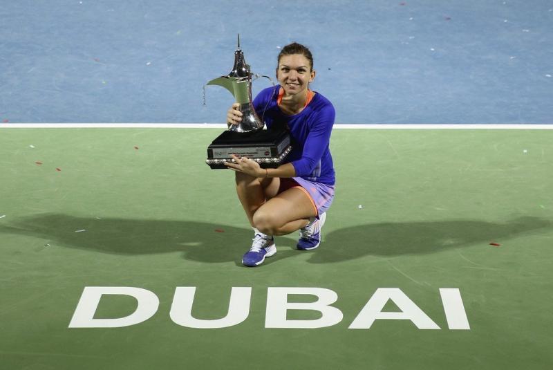Locul 1 mondial, aproape asigurat! Simona Halep a primit wild card la turneul de la Dubai