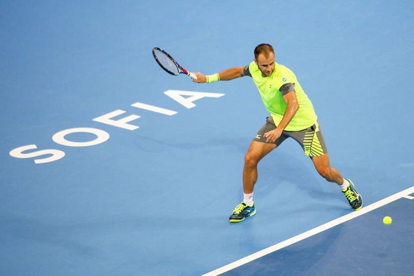 """""""Wonderkid"""" de România! Marius Copil s-a calificat în prima semifinală ATP a carierei, după ce a trecut de Gilles Muller la turneul de la Sofia"""