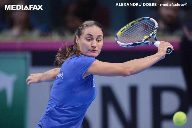 Al cincilea duel România - Şarapova în jumătate de an! 'Super Moni' a fost 'răsplătită' cu un meci împotriva rusoaicei în turul întâi de la Doha, după ce a reuşit o victorie convingătoare în ultimul tur al calificărilor, în faţa unui fost număr 9 WTA