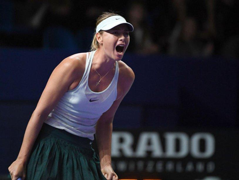 De ce a capotat Maria Şarapova în faţa Monicăi Niculescu. Explicaţia tehnică e dată de WTA