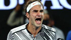 Roger Federer scrie istorie! Elveţianul l-a detronat pe Nadal şi e din nou lider mondial