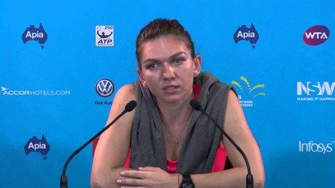 """Simona Halep dă noi explicaţii după retragerea de la Doha: """"A trebuit să accept realitatea"""""""