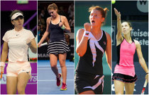 Careu de dame: patru românce se află în Top 40 WTA! Cum arată noul clasament mondial