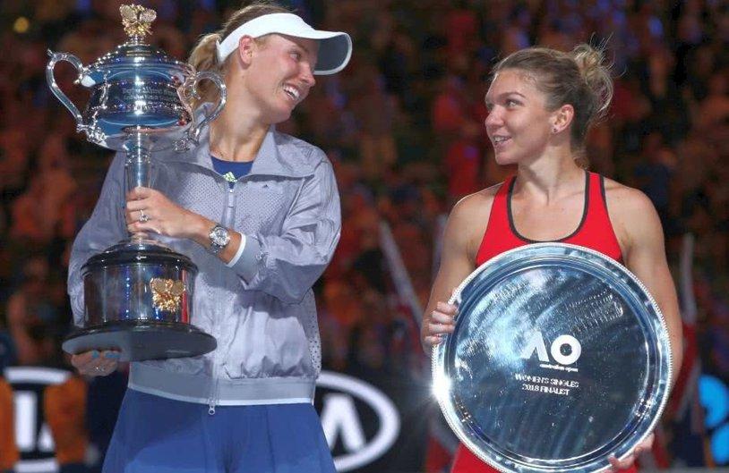 Dublă provocare pentru principala rivală a Simonei Halep. Caroline Wozniacki, furioasă înaintea duelului cu Daria Kasatkina, din optimile de la Indian Wells