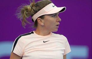 Simona Halep este în semifinale la Indian Wells după un set decisiv spectaculos cu Petra Martic. Super-decizia româncei care a contat enorm în obţinerea victoriei