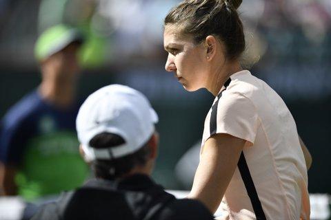 A văzut-o cineva pe Simona Halep? Românca a fost eliminată în semifinale la Indian Wells după un meci dezastruos, în care a luat doar trei game-uri