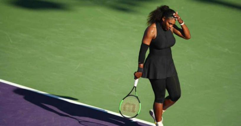 Serena Williams a sfidat pe toată lumea după înfrângerea de la Miami! Ce amendă riscă