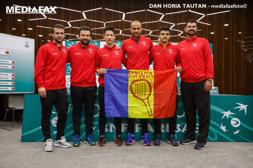 Cupa Davis | România s-a calificat în faţa Marocului, scor 5-0. Adversara românilor din turul următor