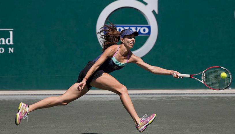 Greu în WTA! Mihaela Buzărnescu se zbate în circuitul mare: a cincea înfrângere în ultimele şase partide. Românca este primul cap de serie eliminat la Lugano