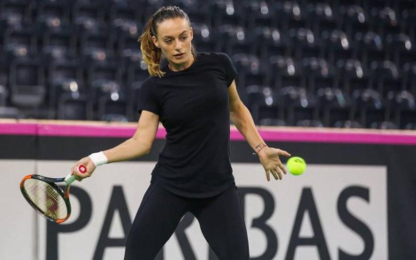 A tras de ea! Ana Bogdan s-a calificat în semifinalele turneului de la Bogota după ce a jucat două meciuri într-o zi! Cine o aşteaptă în meciul pentru accederea în ultimul act