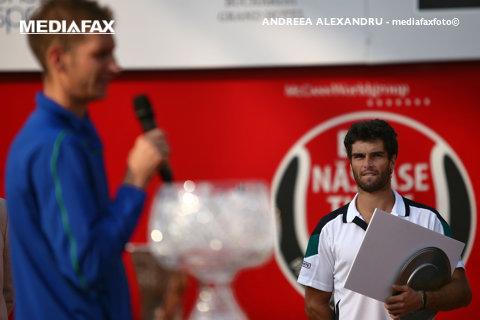 Povestea săptămânii în tenis | Lungul drum înapoi al unui dublu finalist al Open-ului de la Bucureşti. Operat de trei ori la cot într-un interval de 13 luni, Pablo Andujar a câştigat un nou titlu pe zgură, după o pauză de patru ani!