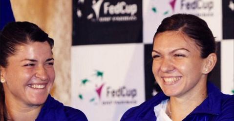 Simona Halep are o motivaţie în plus să câştige un turneu de Mare Şlem :). Cadoul inedit promis de Alexandra Dulgheru