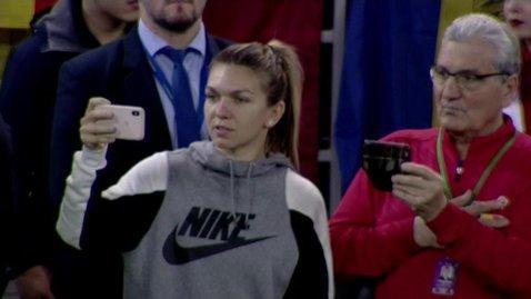 FOTO | Sunt sută la sută sub tricolor: încă o schimbare pentru echipa de Fed Cup a României
