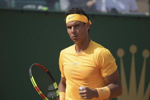 Mastersul de la Monte Carlo | Rafa Nadal, autoritar la revenirea în Principat. Novak Djokovic a avut nevoie de zece mingi de meci pentru a stabili un duel-şoc în optimi