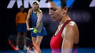 Caroline Wozniacki a uitat ce înseamnă fair-play-ul! Aroganţe la adresa Simonei Halep