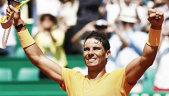 Dacă e turneu pe zgură, Rafa Nadal e în finală! Liderul mondial a stabilit un nou record în Era Open prin victoria în faţa lui Grigor Dimitrov şi va juca pentru al 11-lea titlu la Masters-ul de la Monte Carlo