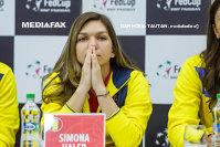"""Imaginea articolului Halep a rupt tăcerea! Simona nu a mai rezistat şi a spus adevărul despre tensiunile create în echipa României, la Fed Cup: """"Să fie clar!"""""""
