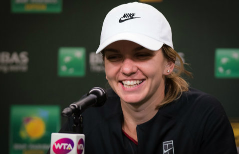 """Declaraţie superbă a jucătoarei care debuta în urmă cu 22 de ani în Fed Cup: """"A fost mai mult decât am putut duce. Simona nu a ajuns la trei dintre scurtele mele... Mă mulţumesc cu asta. A fost o onoare"""""""