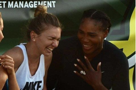 """""""Simona Halep este la un nivel superior faţă de Serena Williams"""". Cine face această declaraţie şi ce ar trebui 'să fure' de la Roger Federer"""