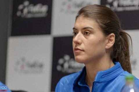 Duelul de la distanţă dintre Cîrstea şi Begu, câştigat şi la Istanbul tot de Irina, la fel ca în Fed Cup. Sorana, eliminată în primul tur, după o partidă cu probleme împotriva Yuliei Putintseva, încheiată prin KO