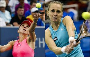 LIVE BLOG | Simona Halep este prima sfertfinalistă a turneului de la Stuttgart! Rybarikova s-a trezit sub cod roşu de rever: o nouă revenire pentru liderul mondial, alimentată de 34 de lovituri câştigătoare