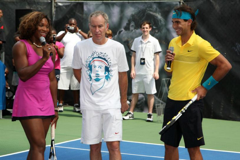 Cea mai tare dezvăluire a unui campion al tenisului. Donald Trump i-a oferit un milion de dolari să joace un meci cu Serena Williams! Răspunsul a venit imediat