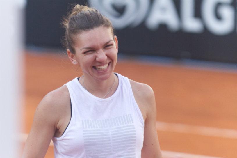 """Halep, pregătită pentru încă un pas la Roma. Simona va juca împotriva lui Madison Keys: """"Nu am mai jucat de mult contra ei, dar ştiu ce trebuie să fac"""""""