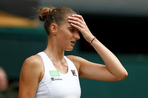 Decizie surprinzătoare luată de WTA după scandalul provocat de Pliskova la Roma! Ce sancţiune a primit fostul lider mondial