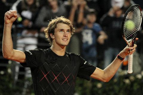 Rege versus Prinţ în finala Masters-ului de la Foro Italico. Zverev este primul jucător cu 30 de victorii în 2018: are de apărat titlul şi o serie de 13 meciuri câştigate consecutiv, în faţa lui Nadal. Corespondenţă de la Roma