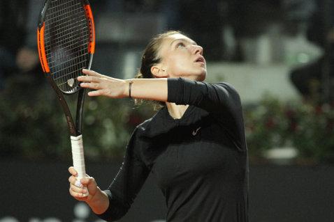 Dilema Simonei Halep după turneul de la Roma şi câte jucătoare creditează cu şanse la titlul de la Roland Garros. Corespondenţă de la Foro Italico