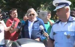 Ilie Năstase, aproape de comă alcoolică în ziua în care s-a ales cu două dosare penale! Poliţia reacţionează la acuzele lui